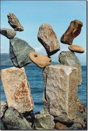 Танец камней